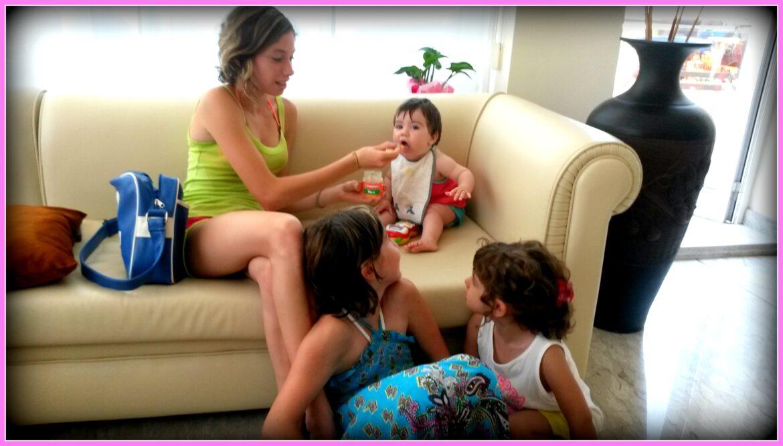 Pension complète pour les familles avec enfants à Jesolo